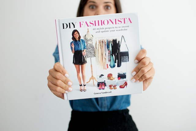 DIY Fashionista Cover
