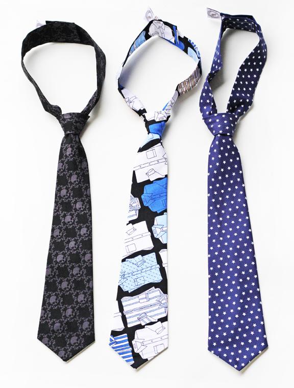 funky boys ties