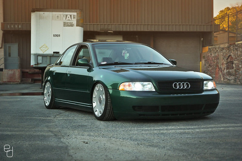 Photo Collection Audi Green A4 B5