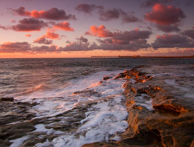 Ocean Beach Sunset 101012 © Michael Klayman-004