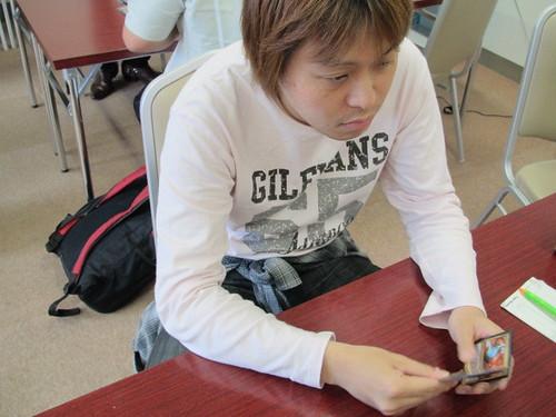 LMCC2012: Arita Ryuichi