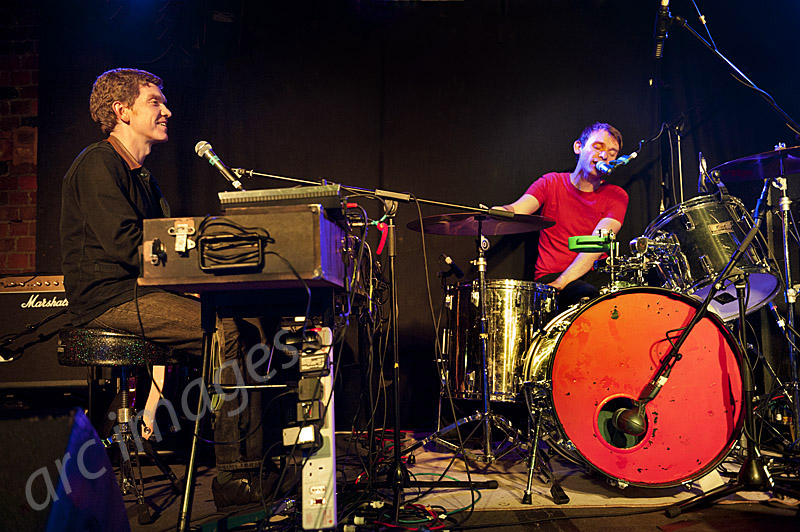 Field Music, Wolverhampton, 12-10-12