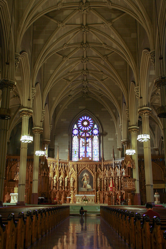 Old St Patrick Cathedral Basilica, New York City