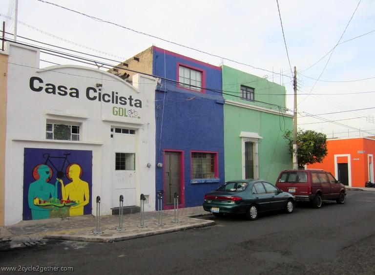 Cas Ciclista, Guadalajara