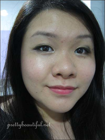 Dior Night Golds 524 Face