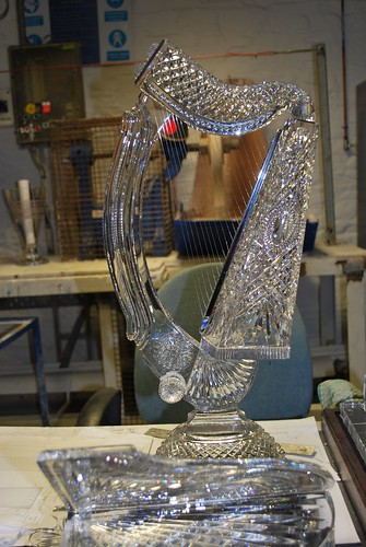 Finished Crystal Harp