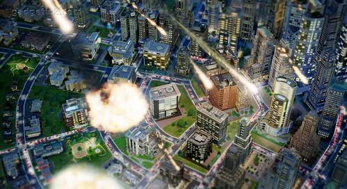 дата выхода SimCity 5