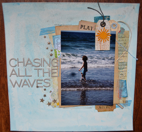 Chasing all the Waves
