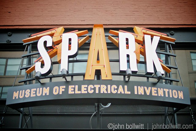 Spark Museum Grand Re-Opening 2012