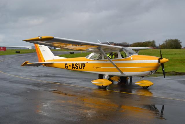 G-ASUP Cessna F.172E