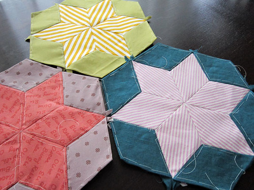 a Starbright quilt
