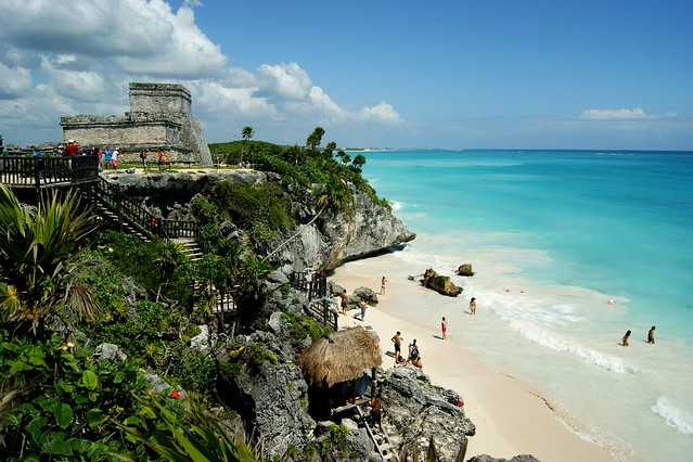 Tulum by CC user xtopherglez on Flickr