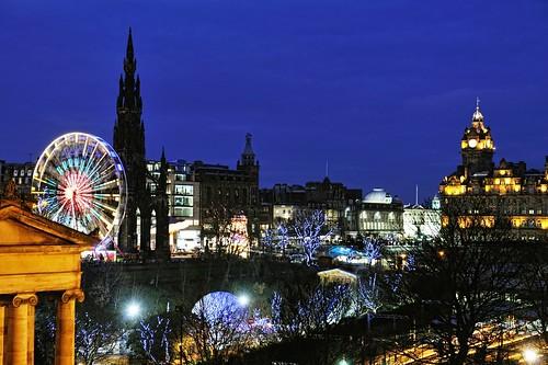Hogmanay in Edinburgh