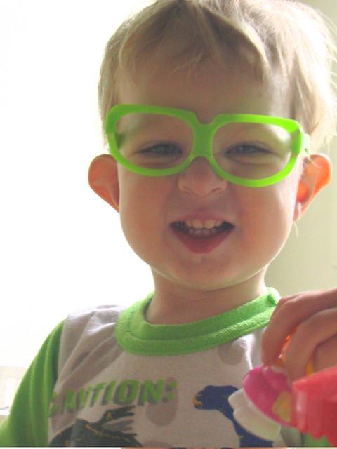 Those Goofy Glasses