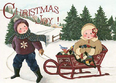 beautiful winter xmas card3