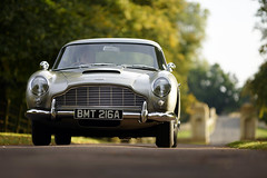 The Aston Martin DB5
