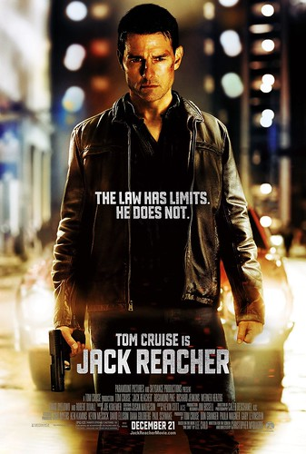 Jack Reacher - Affiche USA #2