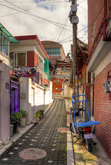 Seoul Back Alley