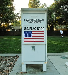 Retired Flags