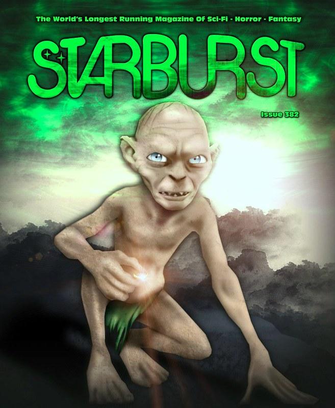 Starburst Magazine 382: Gollum