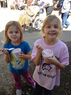 NC State Fair: Ice Cream