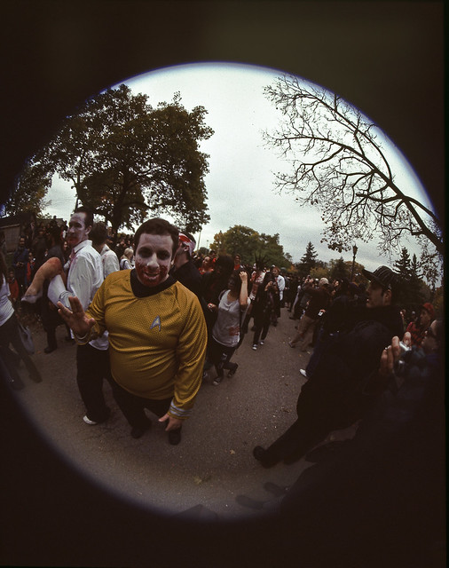 """Brains, Spock! I need brains!"" (in Kodachrome 64)"