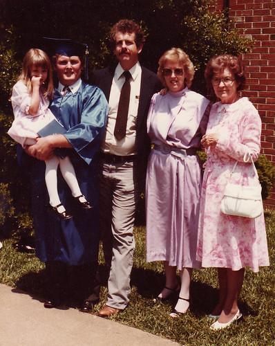 Tony's Graduation
