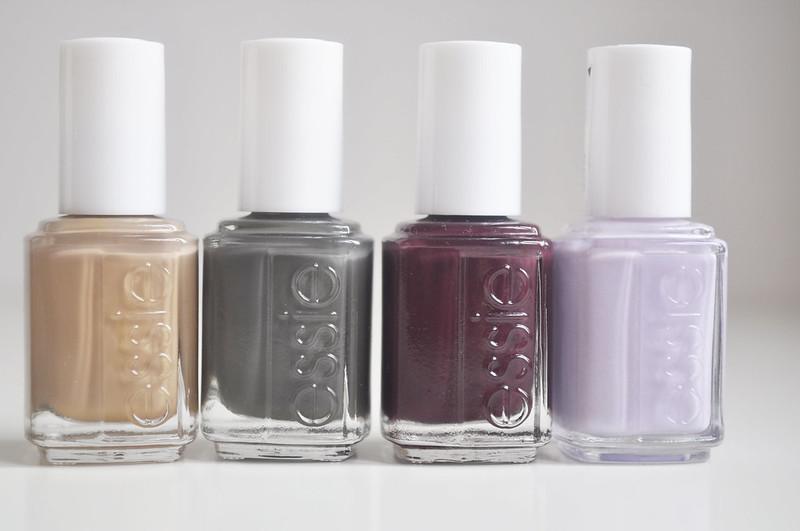 essie nail polish 1