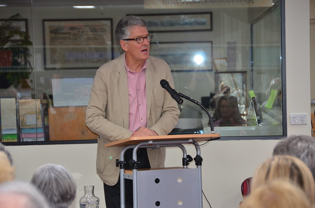 david marr journalist essay David marr is a writer and journalist he is the author of the award-winning  patrick white: a life, quarterly essay 38, 'power trip', and co-author of dark  victory.
