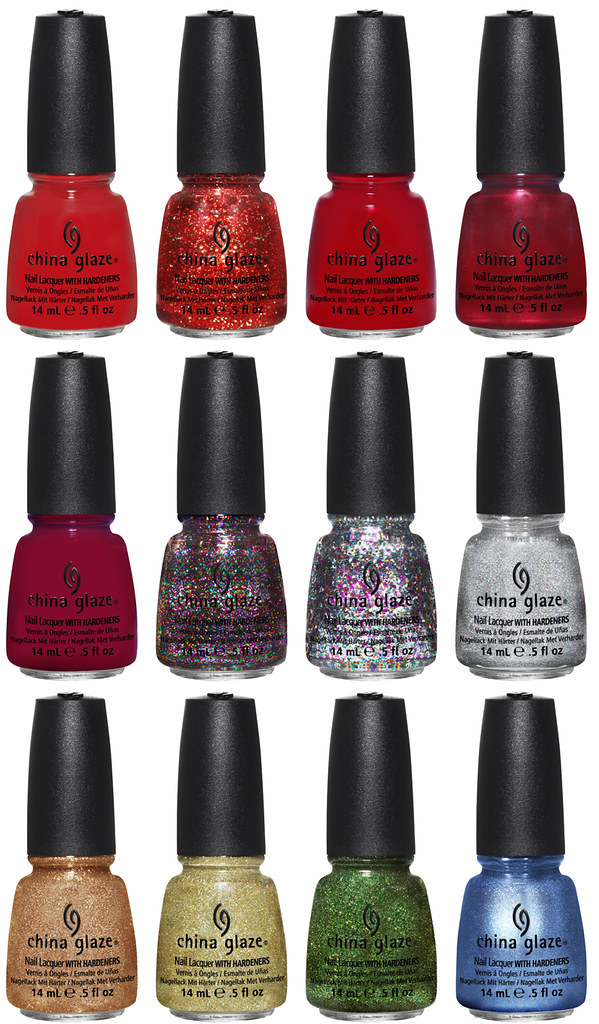 China Glaze holiday joy1