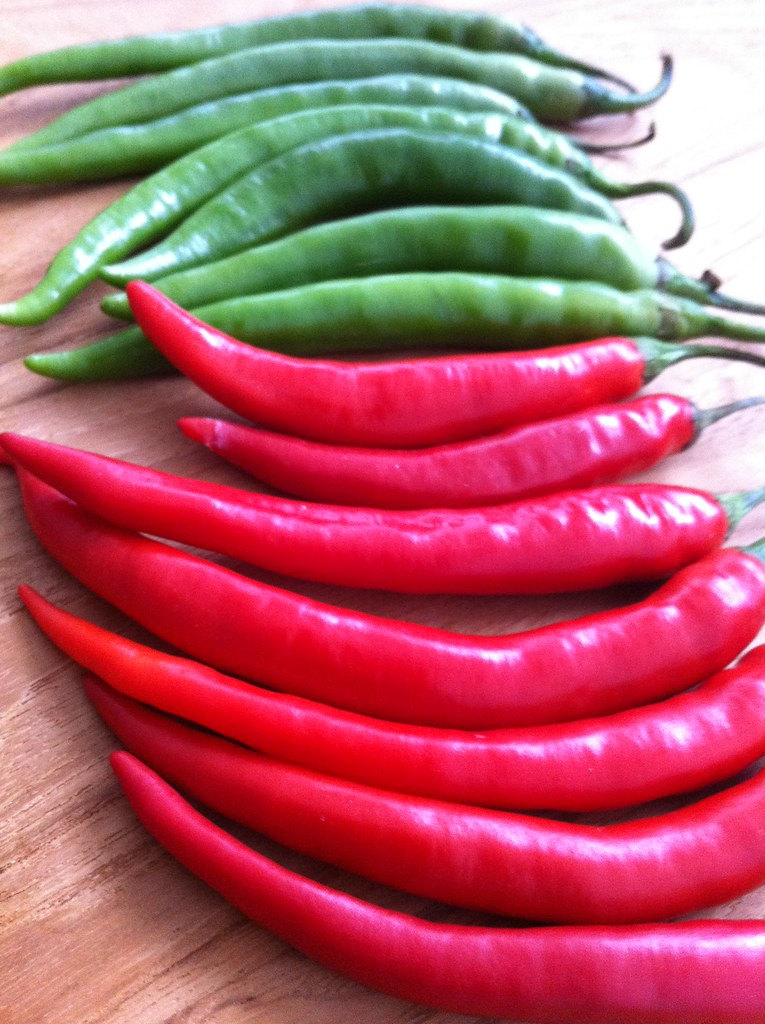 Cayenne Pepper Cures (Miracle Healers From The Kitchen)