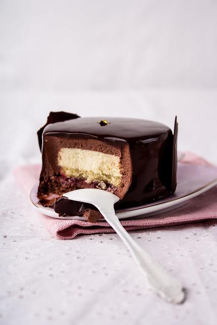 шоколадный бисквит джоконда рецепт