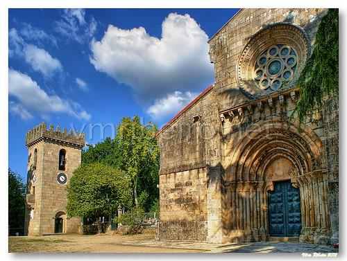 Mosteiro de Paço de Sousa by VRfoto