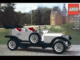 1909 Rolls-Royce Lego Nr. 395