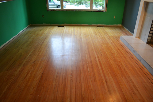 Pre Sanded Floors