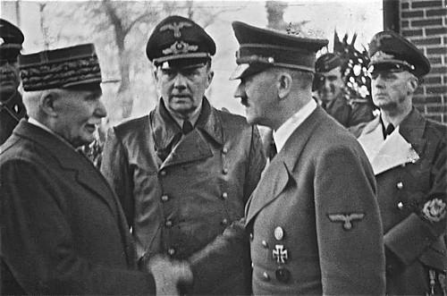 Petain-Hitler