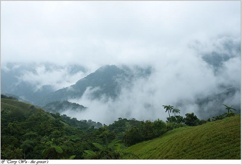 雲霧中的六十石山-4