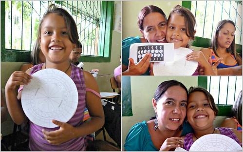 Alejandra y su mamá