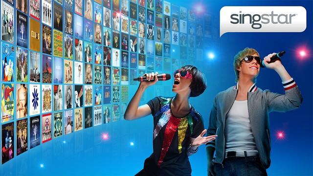 SingStar XMB