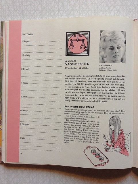 Evas kalender