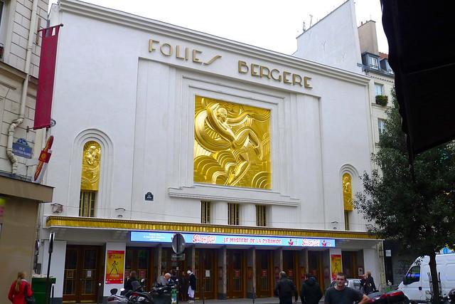 folie théâtre paris