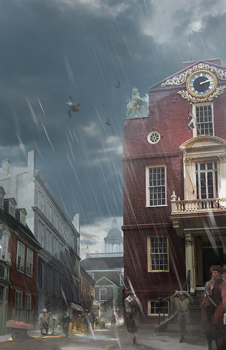 Assassin's Creed III: Old State House