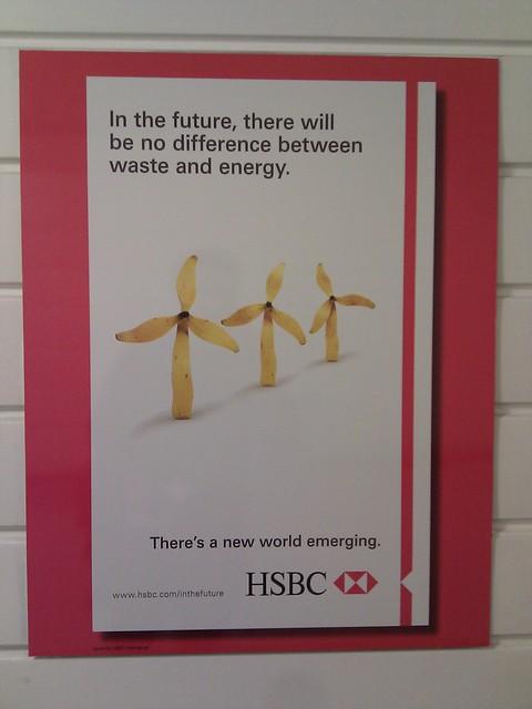 HSBC Campaign