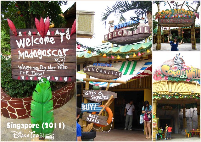Day 2 Singapore - Universal Studio 21