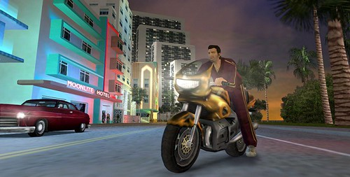 Grand Theft Auto: Vice City Releasing For iOS & Android
