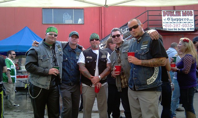 Sin Mob MC San Diego
