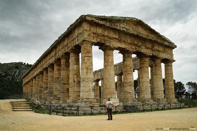 8586 Segesta Temple, Sicily - EXPLOREd