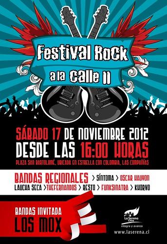 """FESTIVAL """"ROCK A LA CALLE 2"""" by Oscar Hauyon"""
