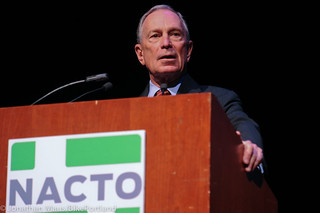 Mayor Bloomberg at NACTO-2