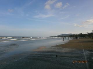 Black Stone Beach | Kuantan
